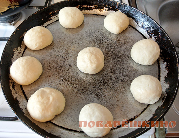 Картофельные шаньги из пюре рецепт