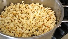 Попкорн без микроволновки