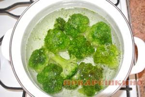 Как правильно готовить брокколи?