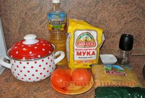 Турецкий томатный суп  с вермишель