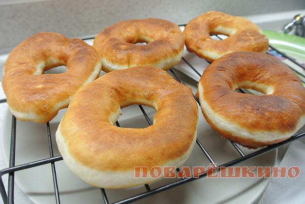 Американские пончики (донаты)
