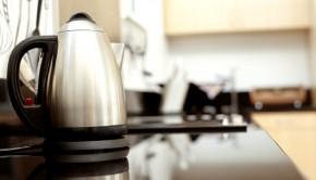 Как удалить накипь в чайнике?