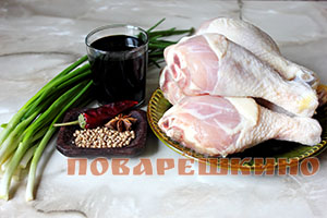 лангустины рецепты приготовления на сковороде в соевом соусе