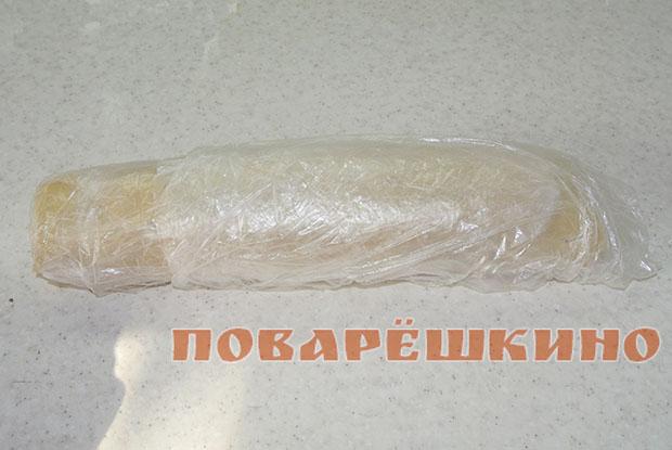 Печенье Полосатики в мультиварке
