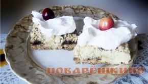 Песочные пирожные «Чебурашка»