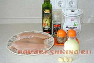 рецепт приготовления курицы по диете дюкана