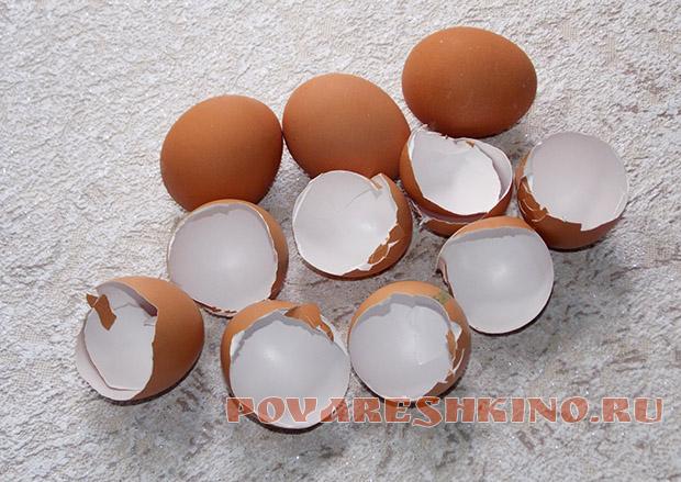Как можно использовать яичную скорлупу?