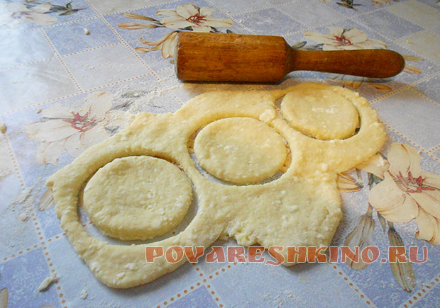 Печенье Творожные ракушки
