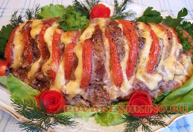 Блюда из мяса свинины с пошаговым 8