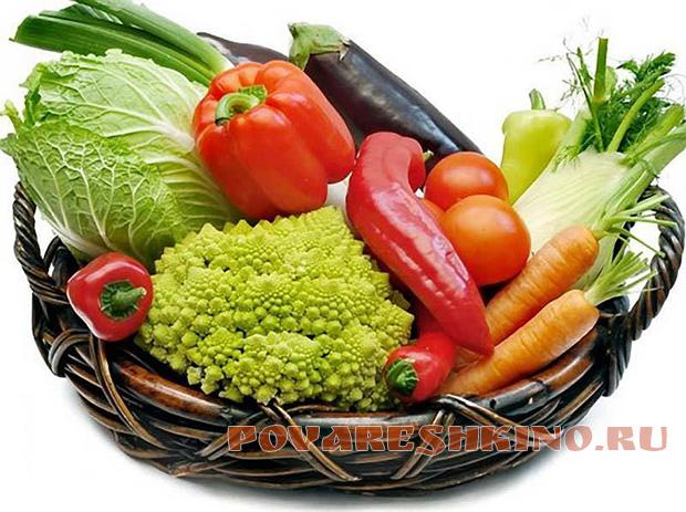 Как хранить зелень и овощи?
