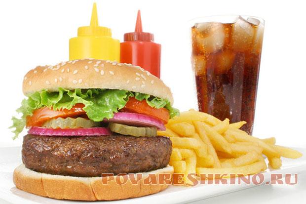 Топ-6 вредных продуктов для здоровья