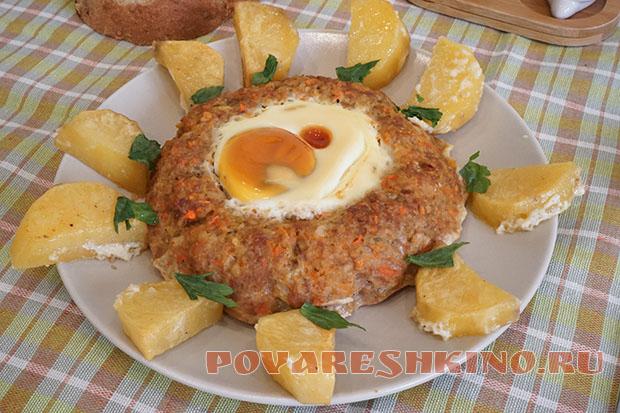 Рецепты диетических блюд мультиварке