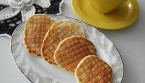 Детское питание: Оладьи на сухой сковородке