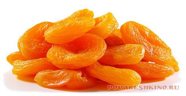 Как сушить абрикосы?