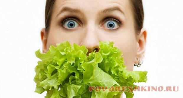 Мифы о питании. Вегетарианство и здоровье