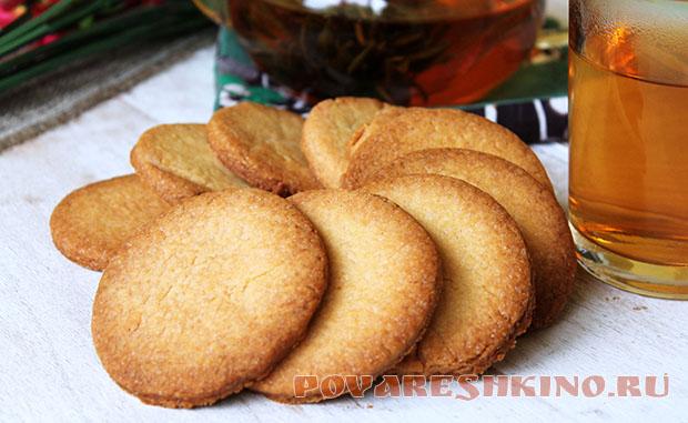 Быстрое домашнее печенье – всего из трех ингредиентов!