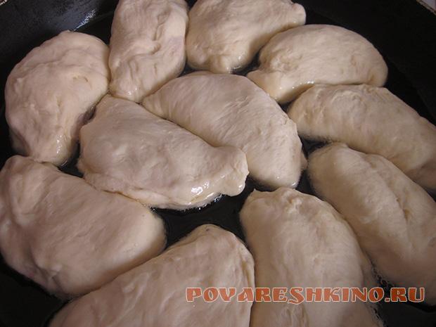 Колбаски в тесте быстрого приготовления