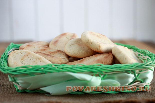 Английское печенье