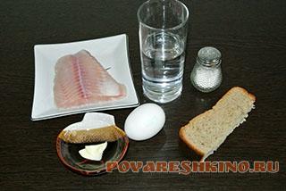 Рыбные тефтели для детей